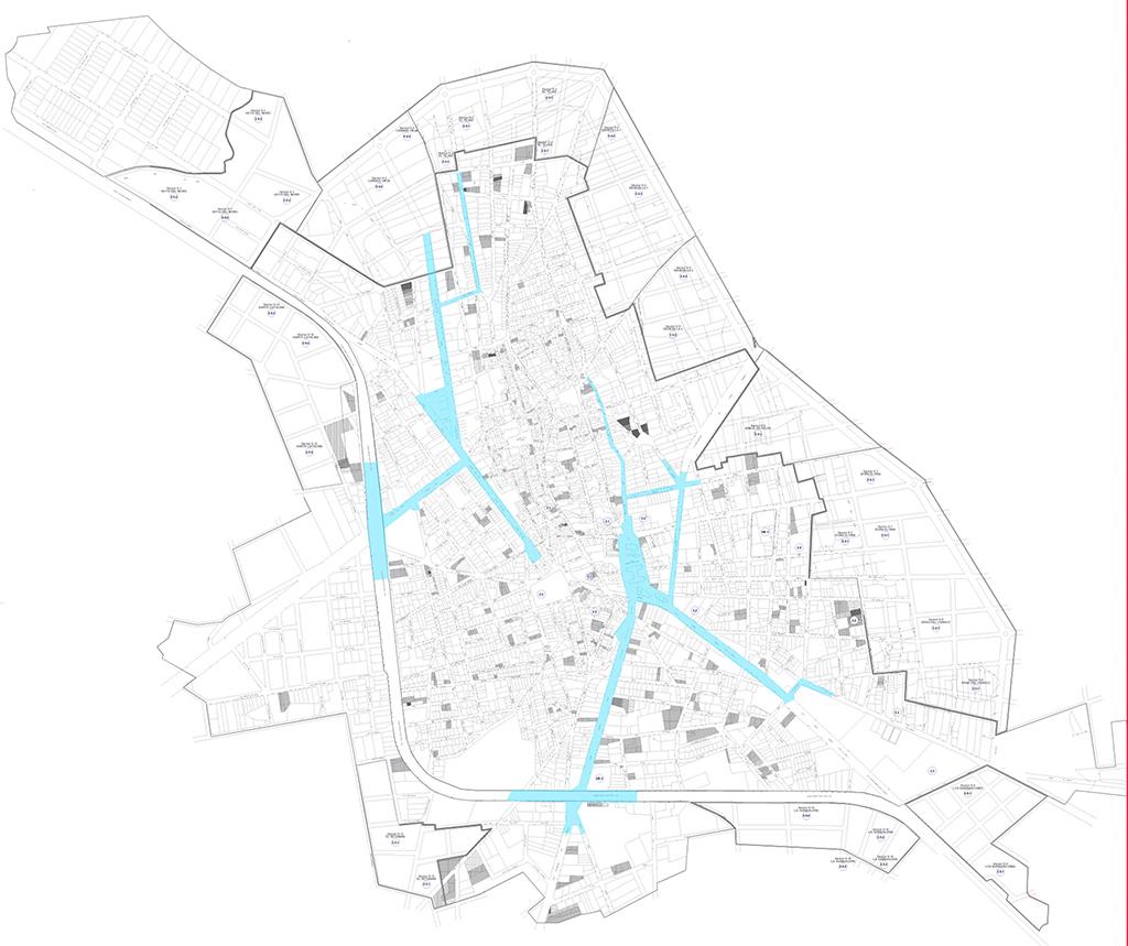 Zonas inundables plano de protección civil